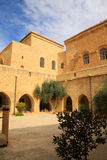 Dayrulzaferan Monastery in Mardin City Royalty Free Stock Images