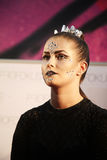 Days of Beauty and Fitness,Stardust make-up contest,Zagreb,Croatia,32 Stock Photo