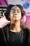 Days of Beauty and Fitness,Stardust make-up contest,Zagreb,Croatia,33 Stock Photo