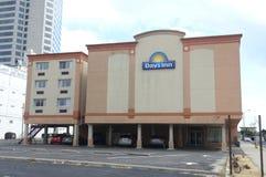 Days Inn. A Days Inn hotel in Atlantic City, New Jersey royalty free stock photos