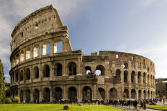 Daytime Colosseo Stock Photos