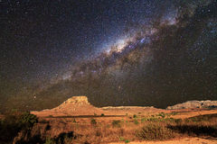 Daytime milky way Royalty Free Stock Photography