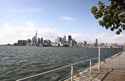 Daytime Photos of Toronto Ontario Royalty Free Stock Photography