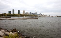 Daytime Photos of Toronto Ontario Royalty Free Stock Photos