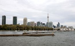 Daytime Photos of Toronto Ontario Royalty Free Stock Photo