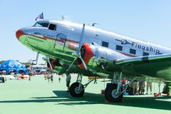 Vectren Dayton Air Show royalty free stock images