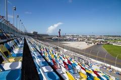Daytona åskådarläktare Arkivfoton