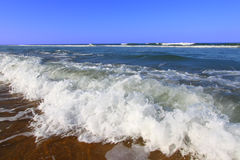 daytona Φλώριδα παραλιών στοκ φωτογραφία με δικαίωμα ελεύθερης χρήσης