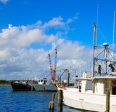 Daytona Beach в Флориде от апельсина США порта Стоковая Фотография RF