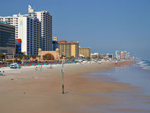 Daytona Beach Royalty Free Stock Photography