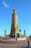 Daytona beach clock tower Royalty Free Stock Image