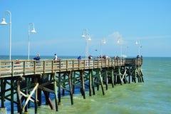 Daytona Beach en Floride photos stock