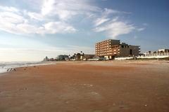 Daytona Beach florida Royaltyfria Foton