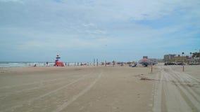 Daytona Beach Florida stock video