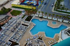 Daytona Beach in Florida royalty free stock photography