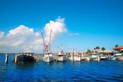 Daytona Beach in Florida from Port Orange US Royalty Free Stock Photo