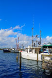 Daytona Beach in Florida van Haven de Oranje V.S. Stock Foto