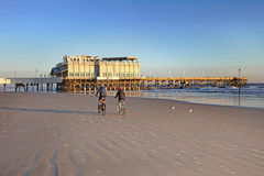 Daytona Beach, horizon de la Floride, Etats-Unis Images stock