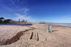 Daytona Beach, horizonte de la Florida, los E.E.U.U. Fotografía de archivo