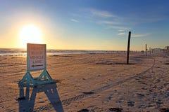 Daytona Beach, horizonte de la Florida, los E.E.U.U. Fotografía de archivo libre de regalías