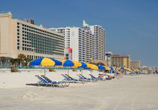 Daytona Beach, la Floride Photos stock