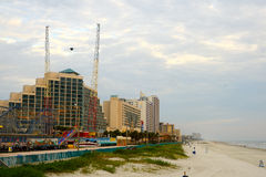 Daytona Beach la Floride Images libres de droits