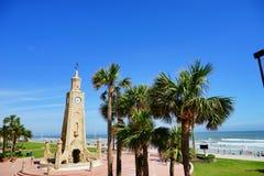 Daytona Beach landscape royalty free stock photography