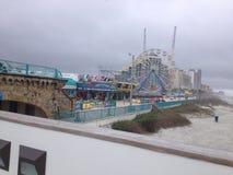 Daytona Beach paviljong Royaltyfri Bild