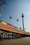 Daytona Beach Pier stock photography