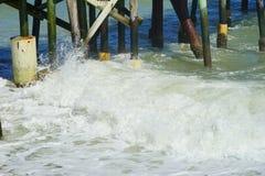 Daytona Beach pir Royaltyfria Bilder