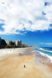 Daytona Beach shores Stock Image