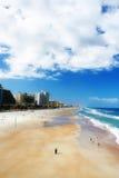 Daytona Beach shores stock image