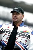 Daytona 2006 500 célébrités photographie stock