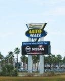 Daytona International Auto Mall Stock Image
