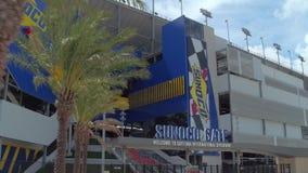 Daytona 500 la Florida los E.E.U.U. almacen de video