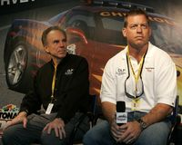 2006 Daytona 500 osobistości zdjęcia royalty free