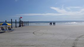 Daytona Plaża zdjęcie stock