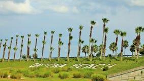 Daytona Plaża Zdjęcie Royalty Free