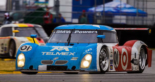 Daytona Prototype. Chip Ganassi Racing Daytona Prototype at the 24 Hours of Daytona endurance race on January 31, 2010 Royalty Free Stock Photo