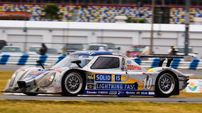Daytona Prototype Royalty Free Stock Photos