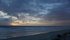 Daytona-Sonnenuntergang im Frühjahr Lizenzfreie Stockfotos