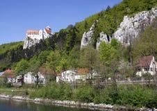 Daytrip to Kehlheim. Shiping along the donau Royalty Free Stock Photos