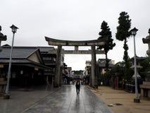 Dazaifu在福冈,日本 免版税图库摄影
