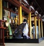 Dazaifu. Japan Kyushu Dazaifu Shinto priest Stock Photos