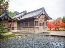 Dazaifu Tenmangu relikskrin Royaltyfri Bild