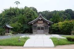 Dazaifu Tenmangu relikskrin, Japan Arkivfoto