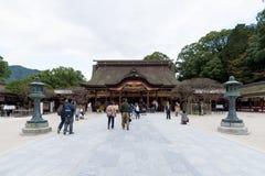 Dazaifu Tenmangu shrine Stock Image