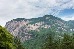 Dazhang山 库存照片
