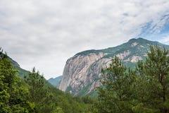 Dazhang mountain stock photography