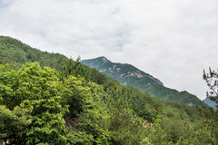 Dazhang mountain Stock Images